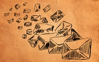 construir lista de email