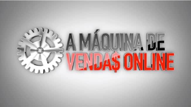a maquina de vendas online