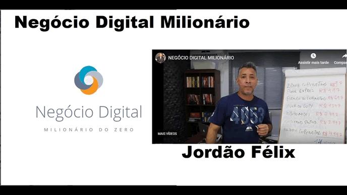 negocio digital milionário