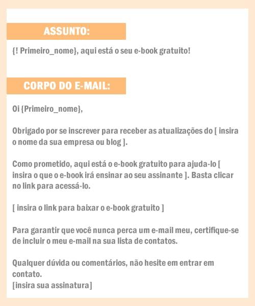 e-mail boas vindas 01
