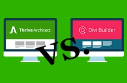 thrive architect vs divi builder