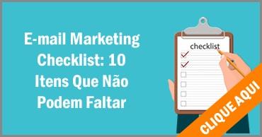 E-mail Checklist