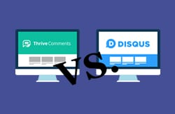 thrive comments vs disqus