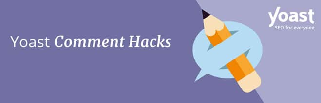 plugin yoast comment hack