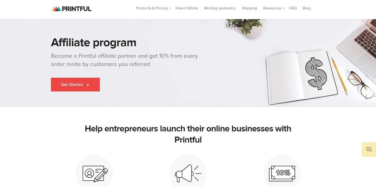 Printful_Affiliate_Program