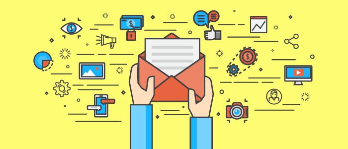 engajamento lista de e-mail