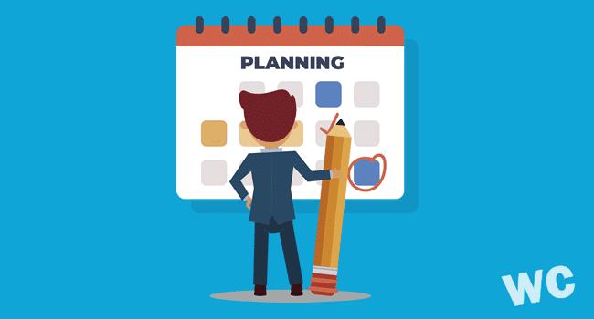 planejamento pessoal para a vida